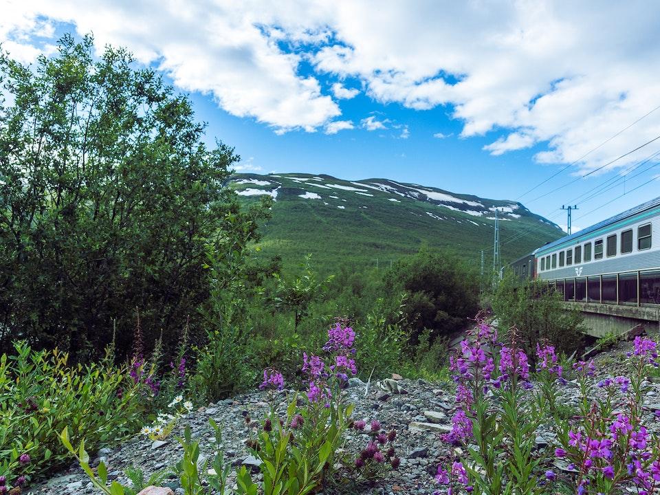 A Tog's Trek - Norrbotten