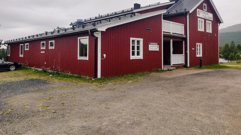 A Tog's Trek - 16 - Jäkkvik to Adolfstrom
