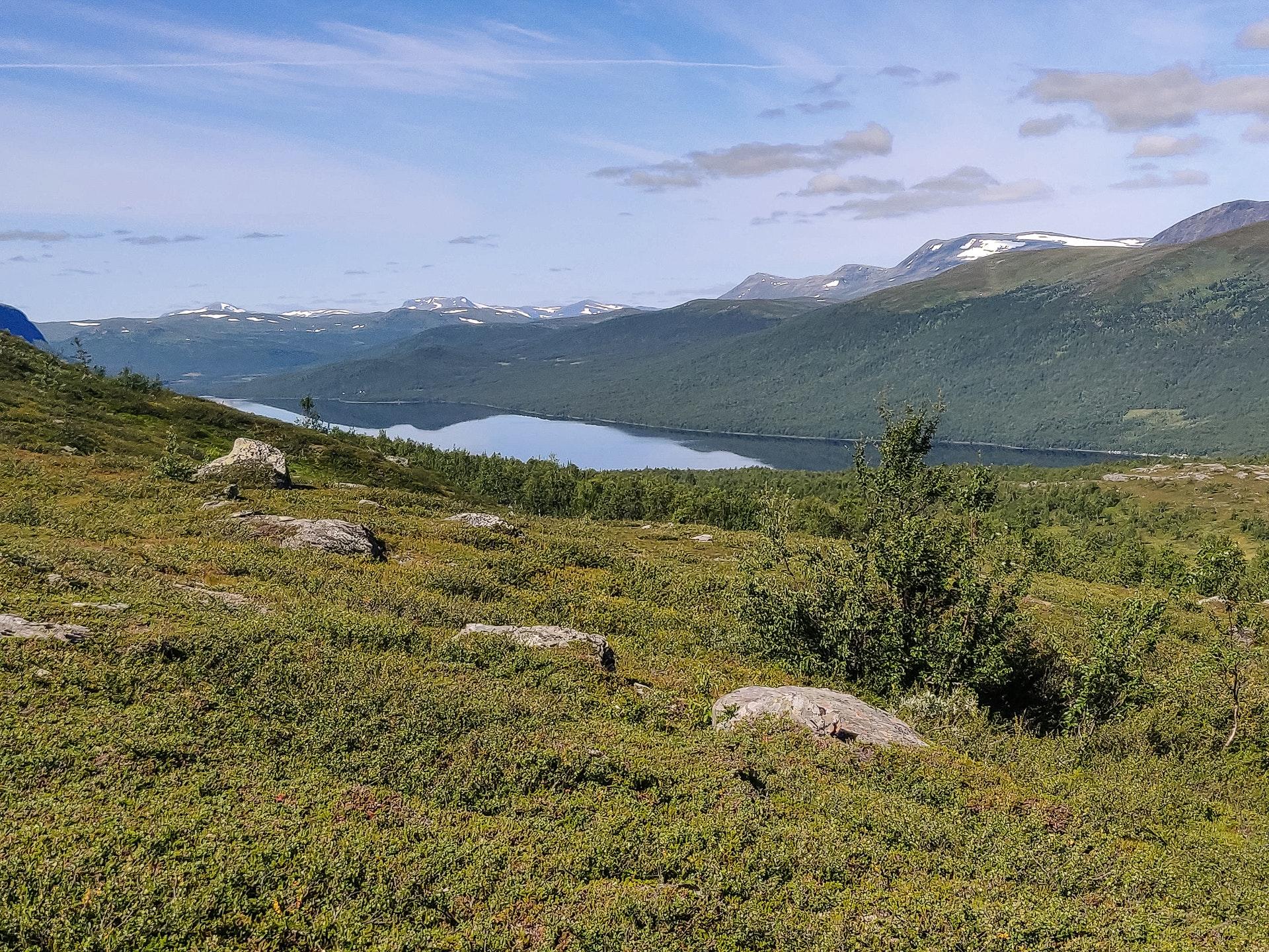 Distant Lakes