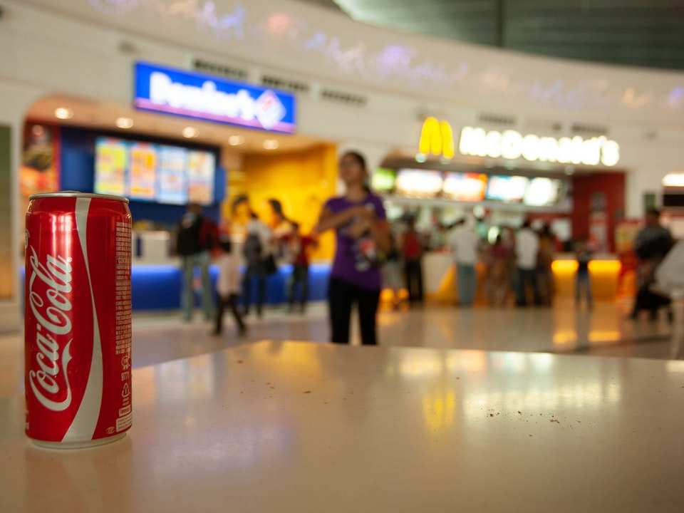 A Tog's Trek - Indira Gandhi International Airport