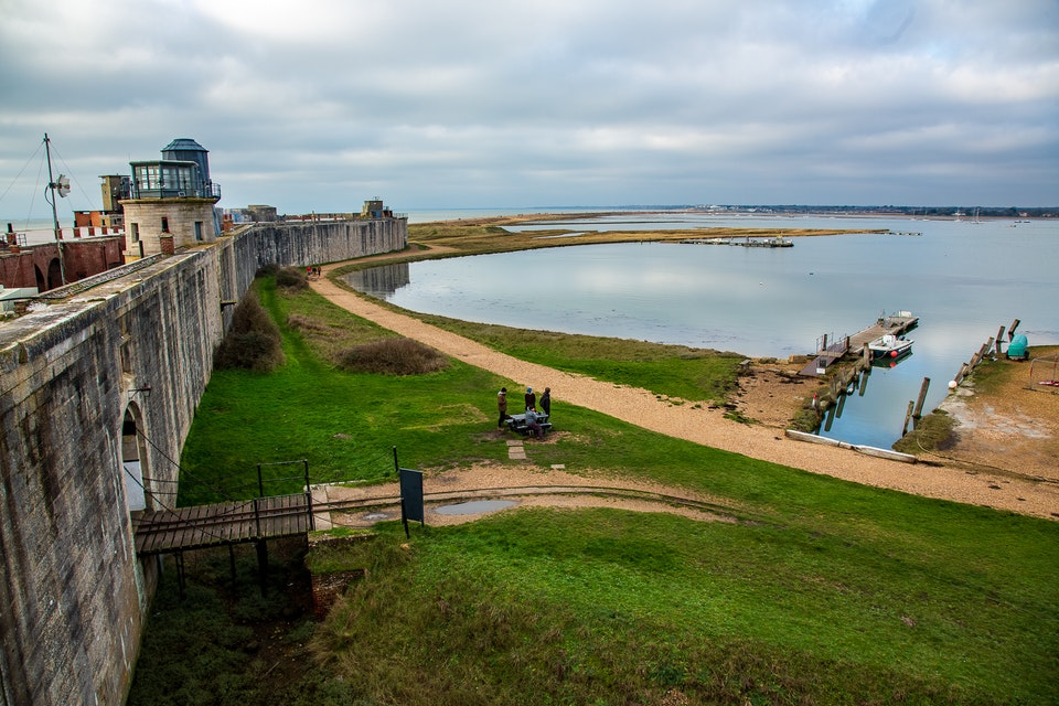 Hurst Castle, Milford-on-Sea