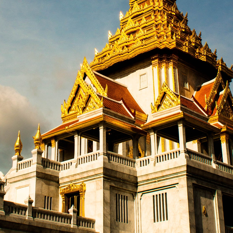 A Tog's Trek - Temple of the Golden Buddha