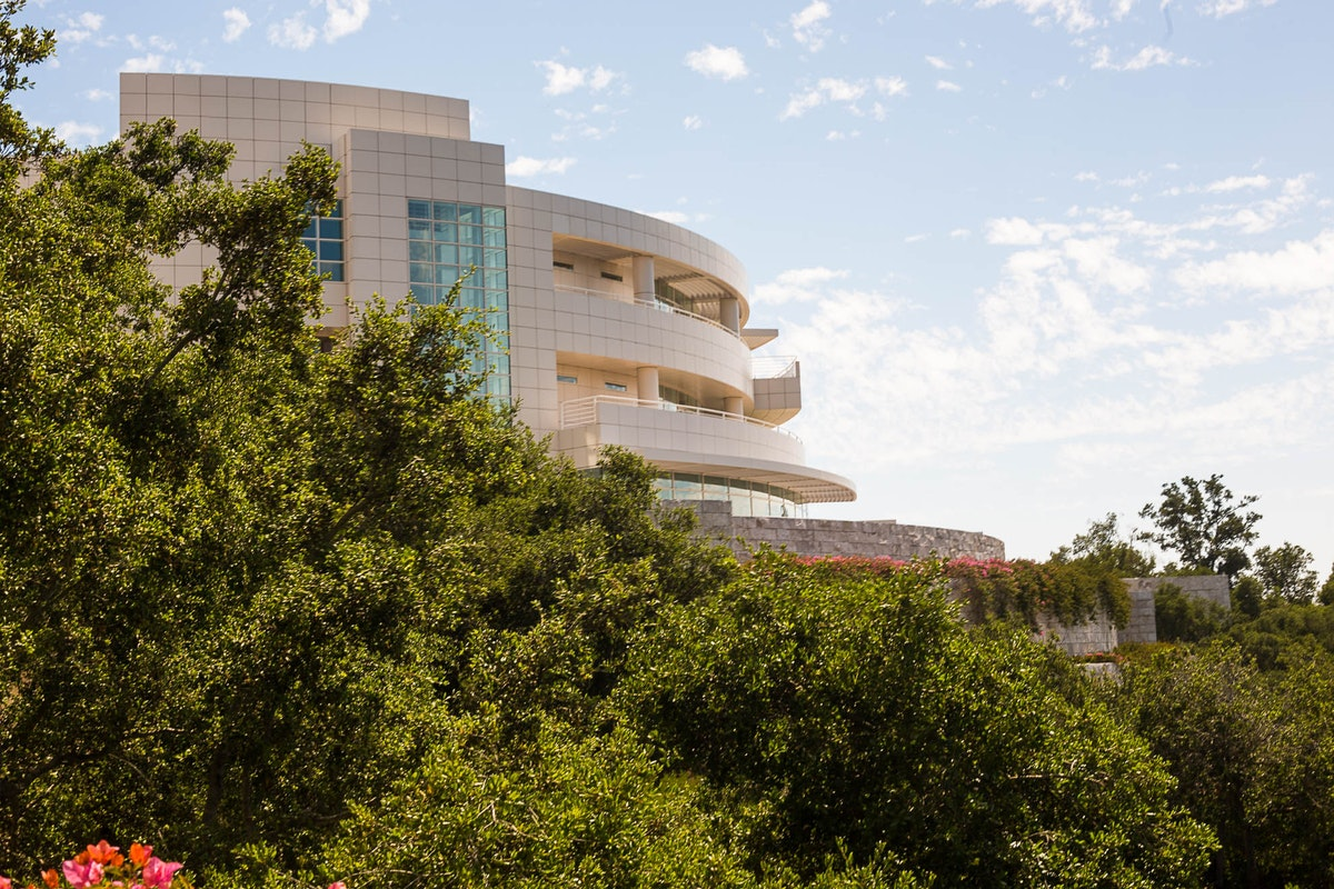 Getty Museum, Los Angeles