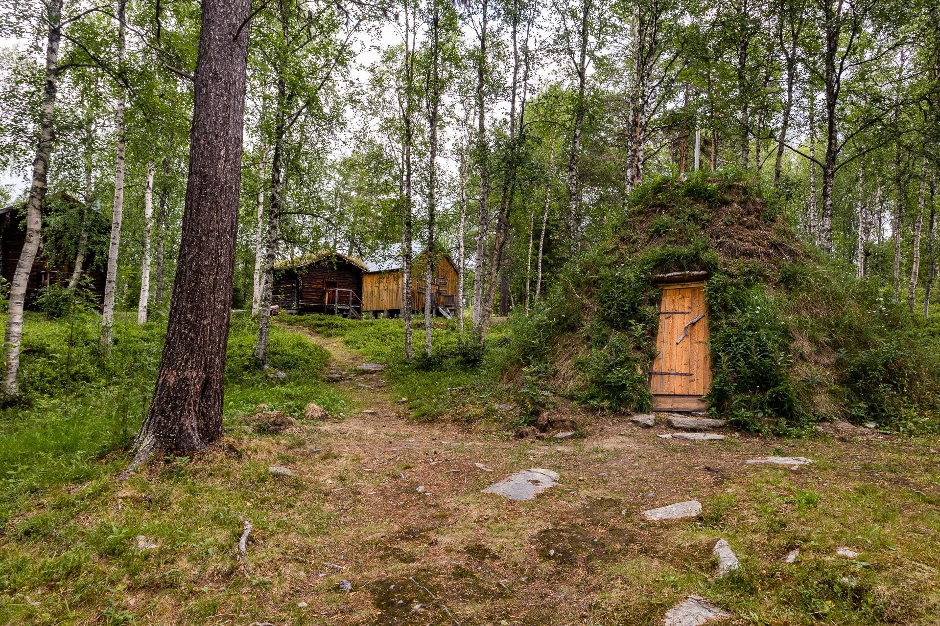 Lapplatsen Sami Kyrkstad