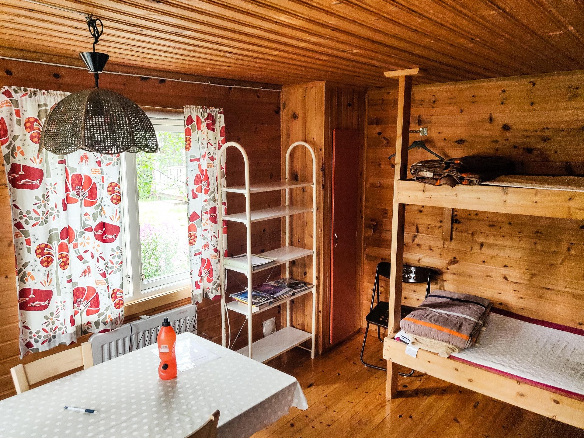 Lillabo Interior