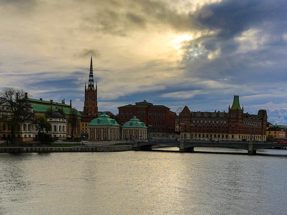 A Tog's Trek - Stockholm