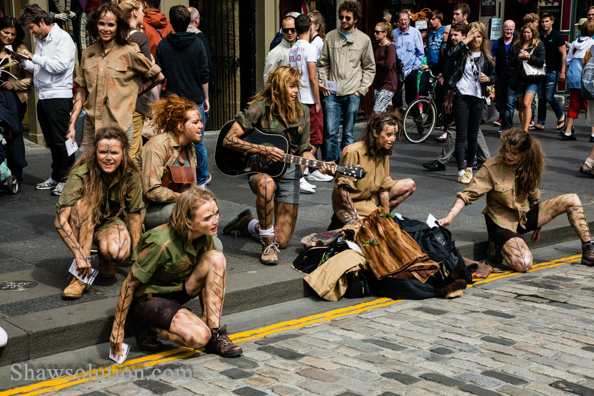Edinburgh Fringe 2013
