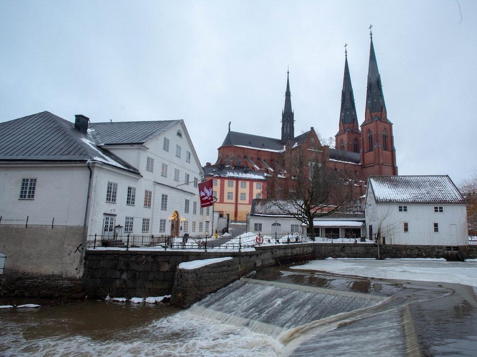 A Tog's Trek - Uppsala