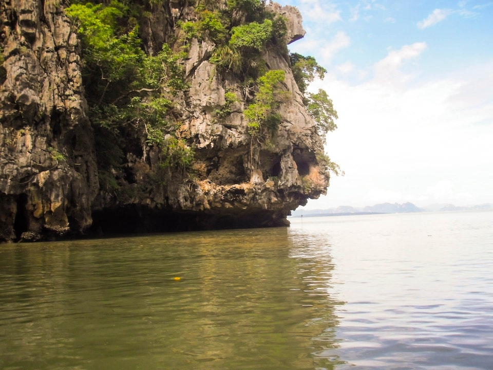 A Tog's Trek - Sea Canoes in Thailand