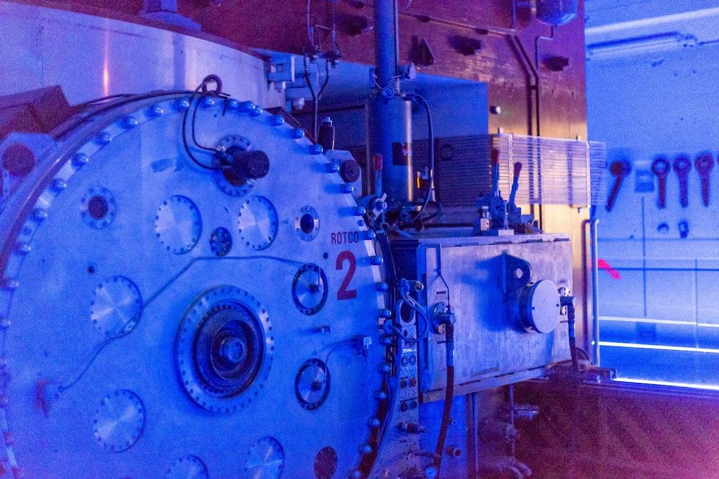 Visiting CERN