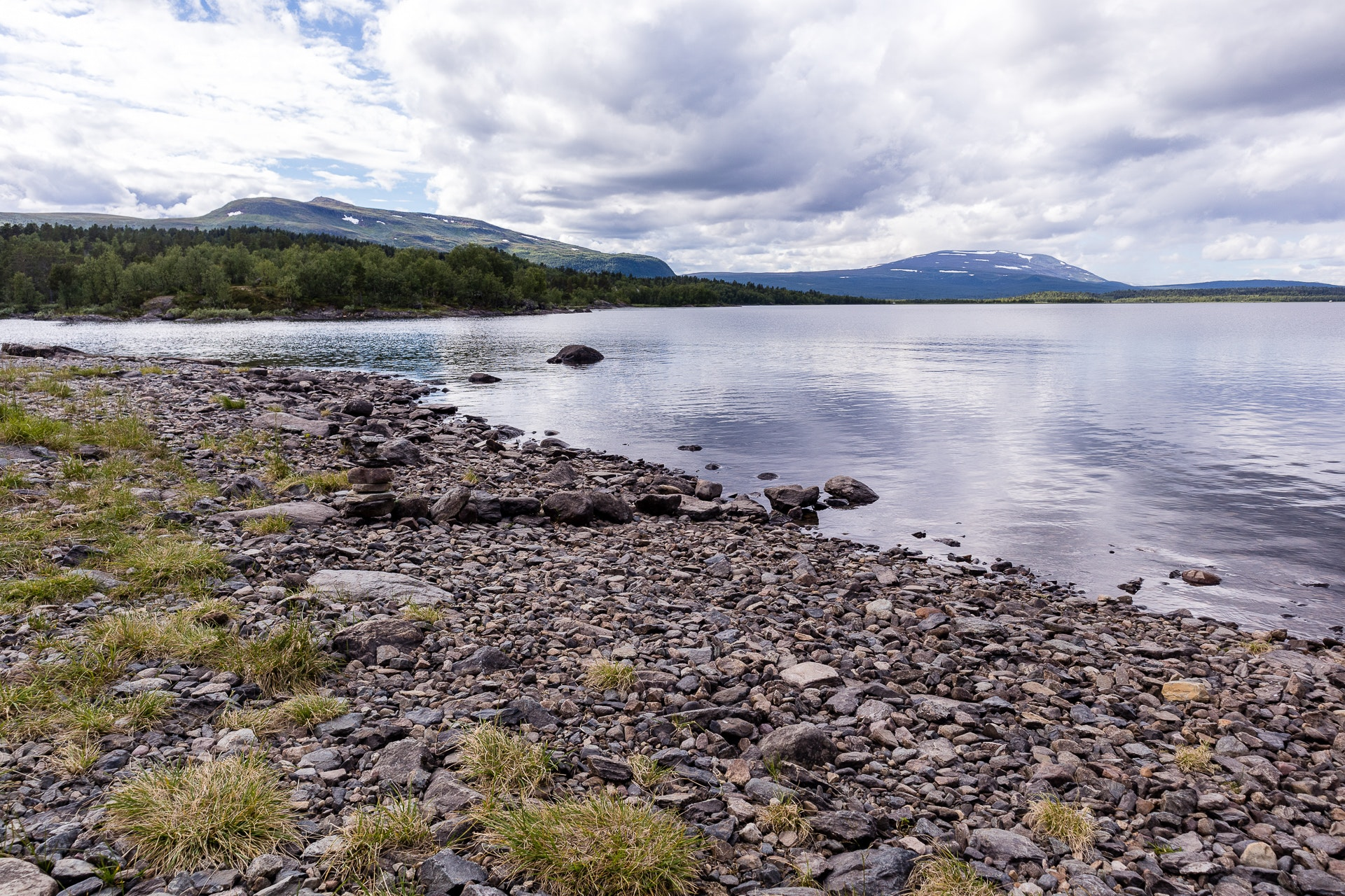 Adolfstrom lake