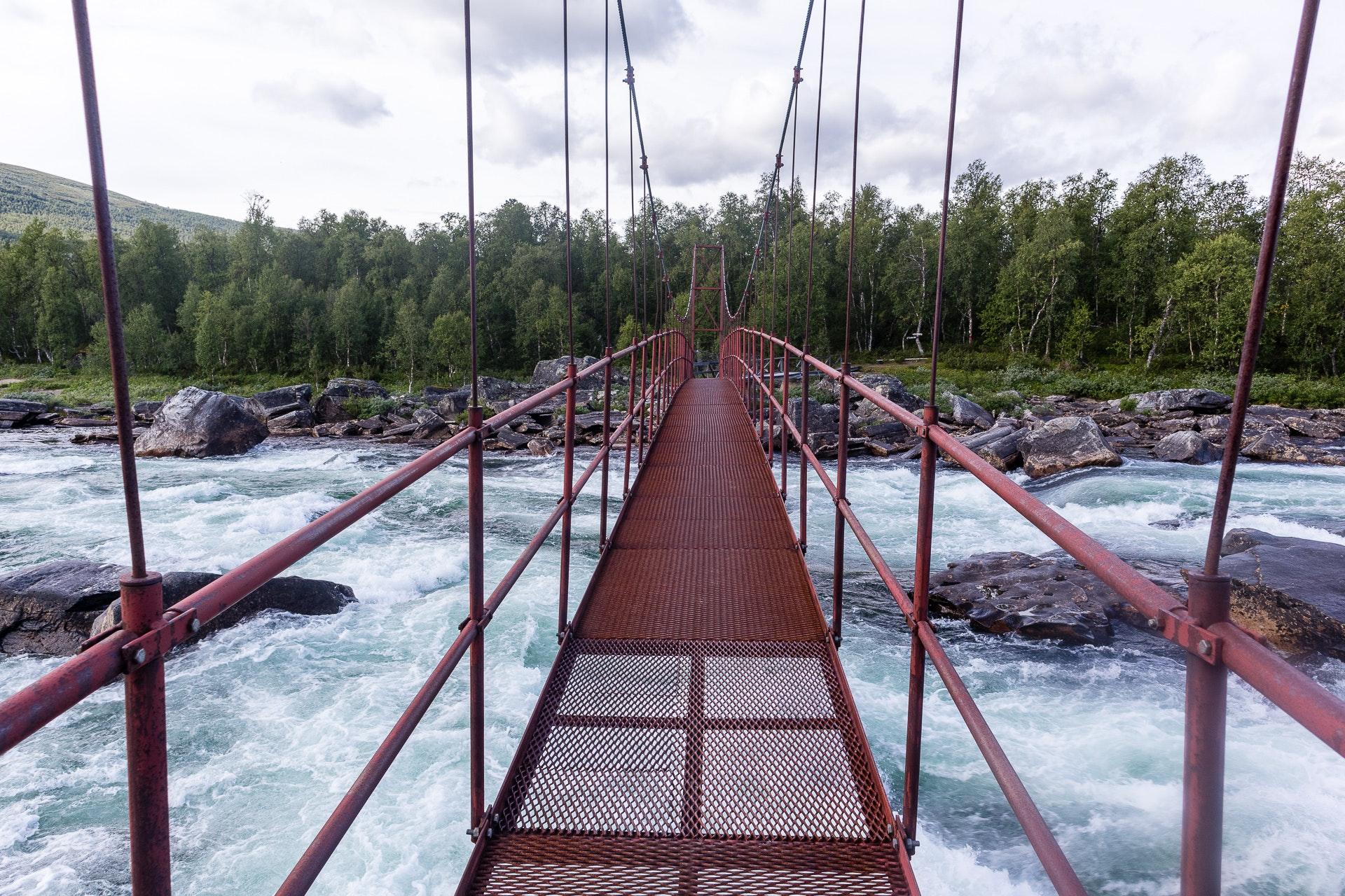 Laisälven Bridge