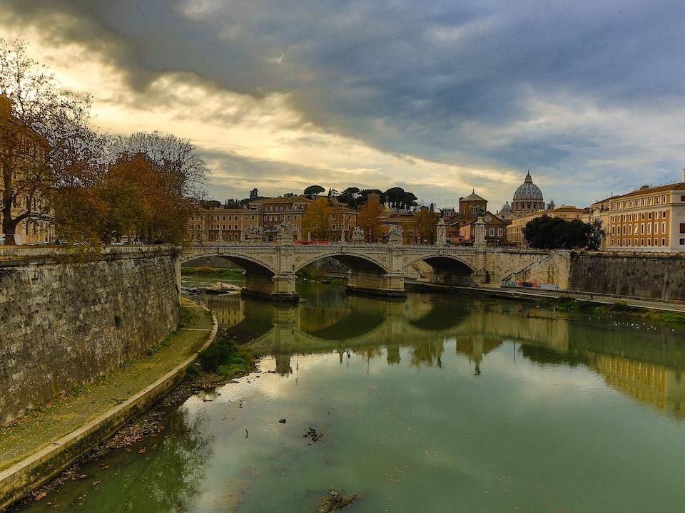 A Tog's Trek - Rome