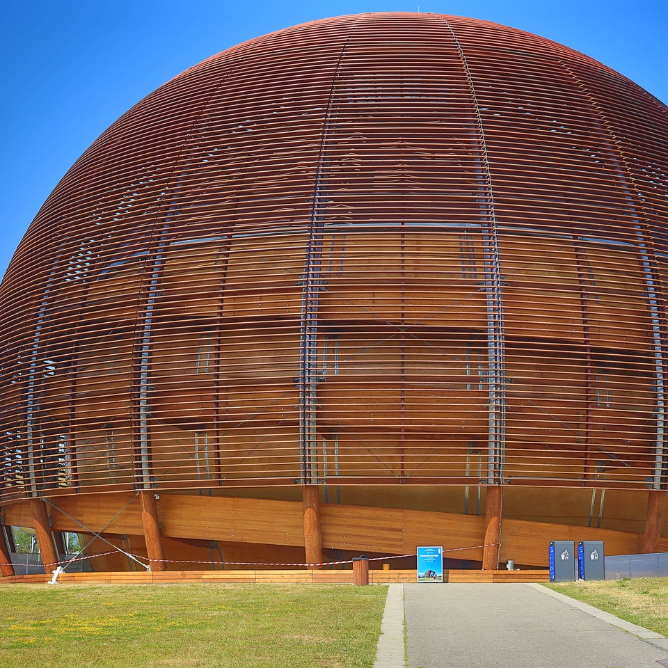 2018 - Alpine Adventure CERN