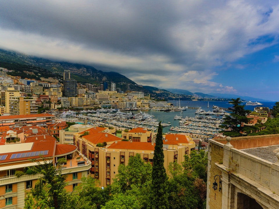 A Tog's Trek - The Prince's Palace in Monaco