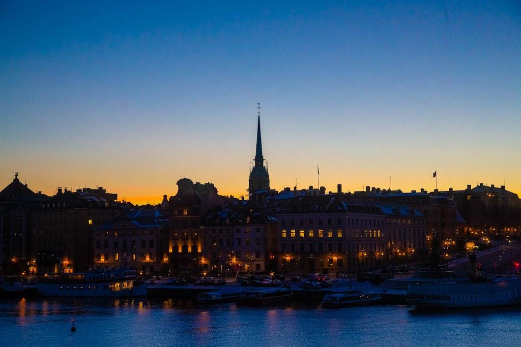 Waterways of Stockholm