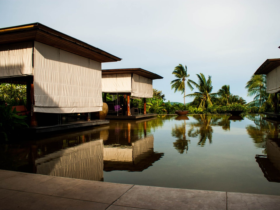 A Tog's Trek - Evason Phuket & Six Senses Spa