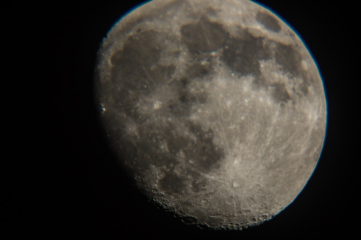 Astrophotography | The Moon