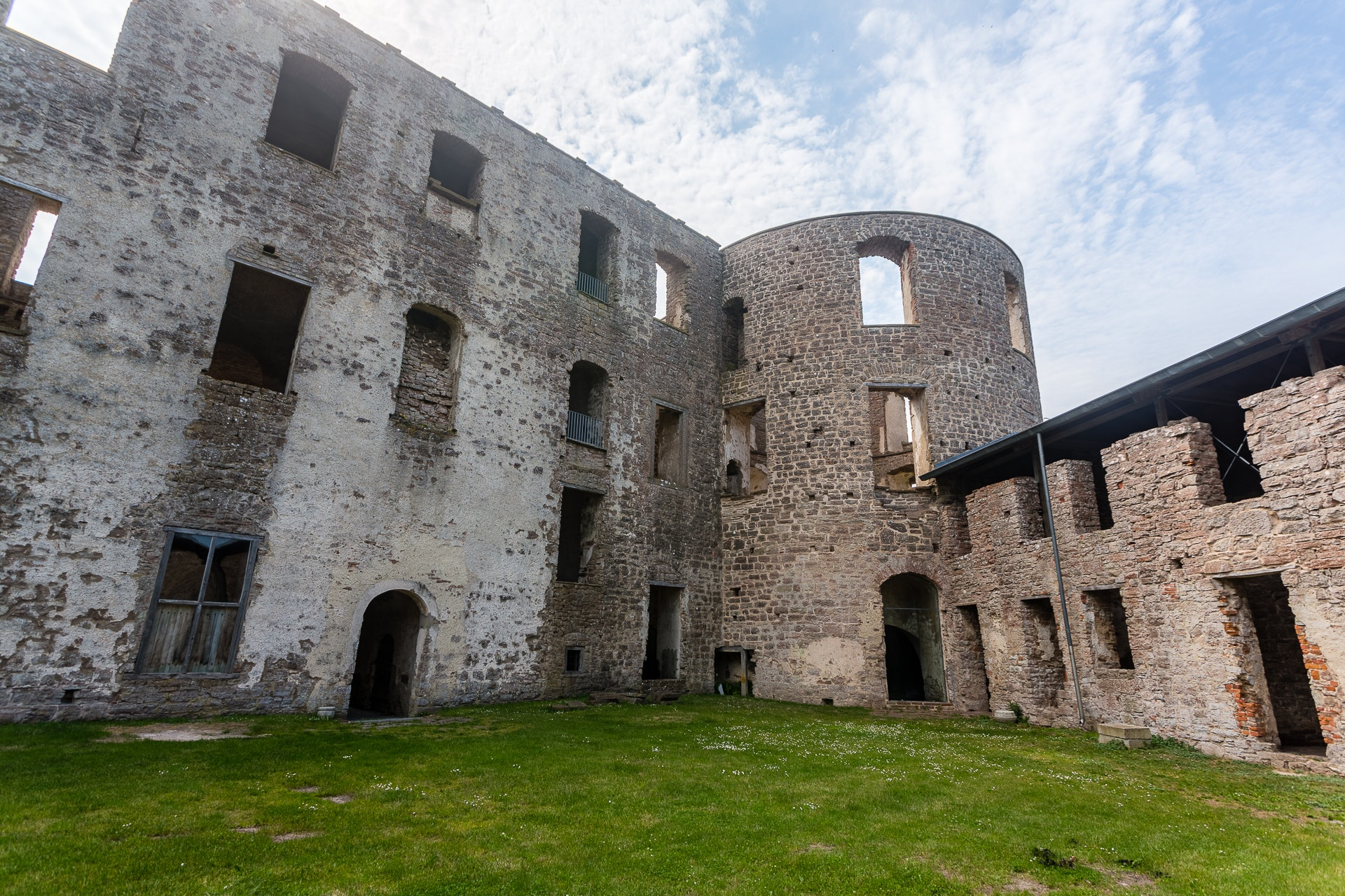 Borgholms Slott Interior