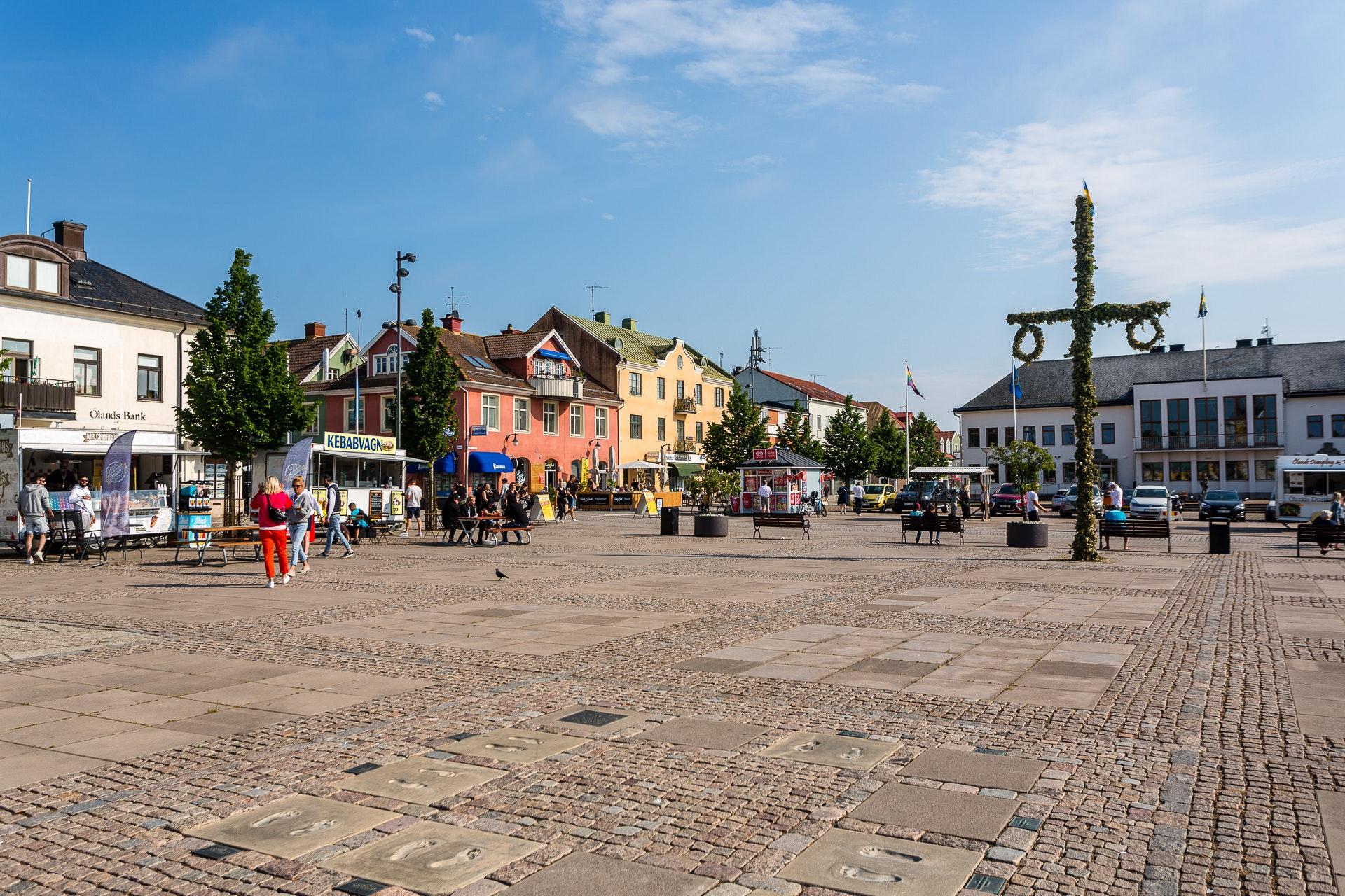 Borgholms Torg