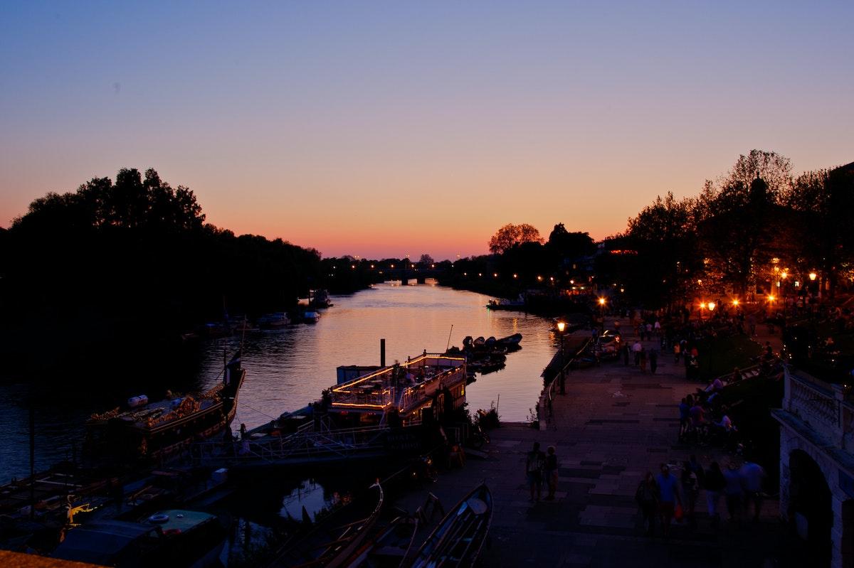 Richmond Sunsets
