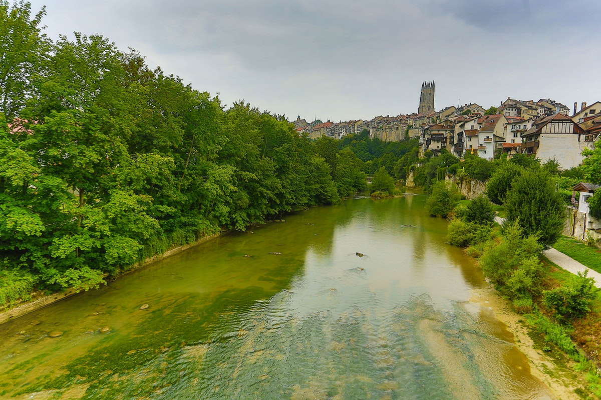 Hills of Fribourg