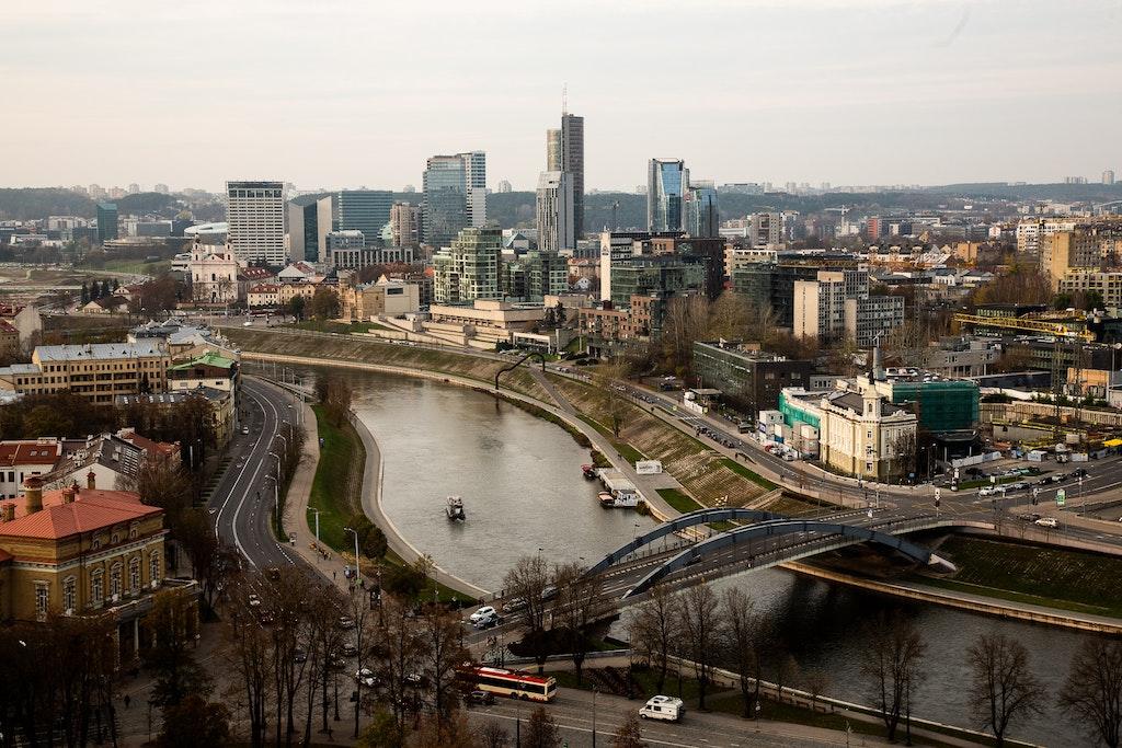 Returning to Vilnius