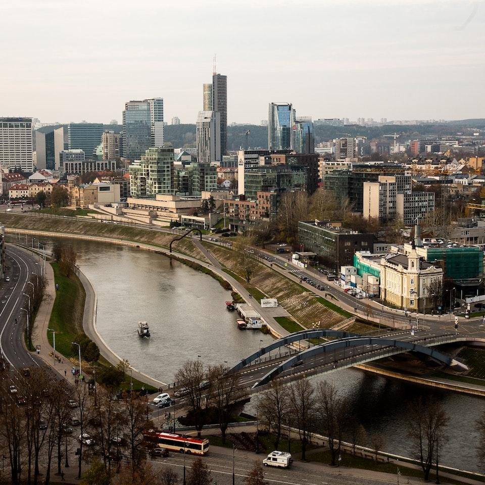 A Tog's Trek - Returning to Vilnius