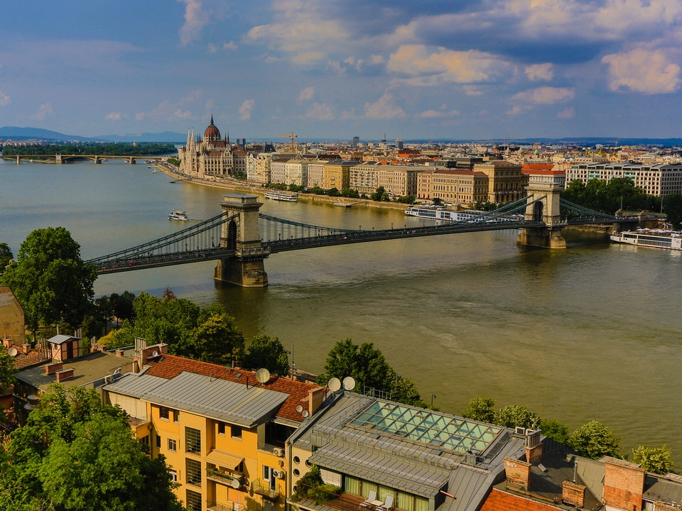 A Tog's Trek - MAY: Budapest