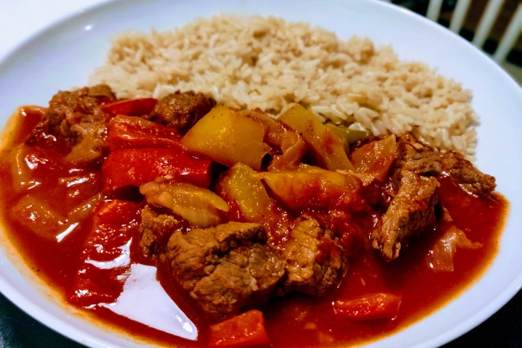 HUNGARY: Goulash
