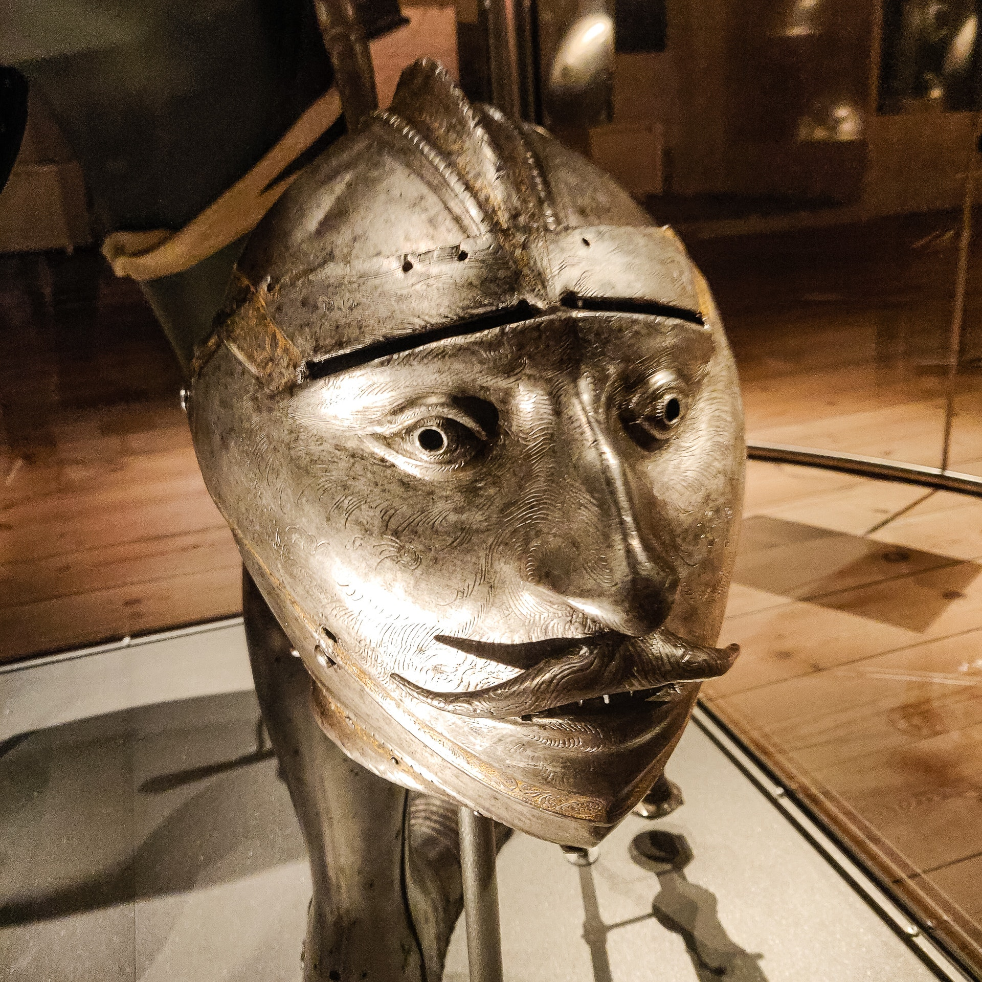 Helmet of King Gustav I Vasa