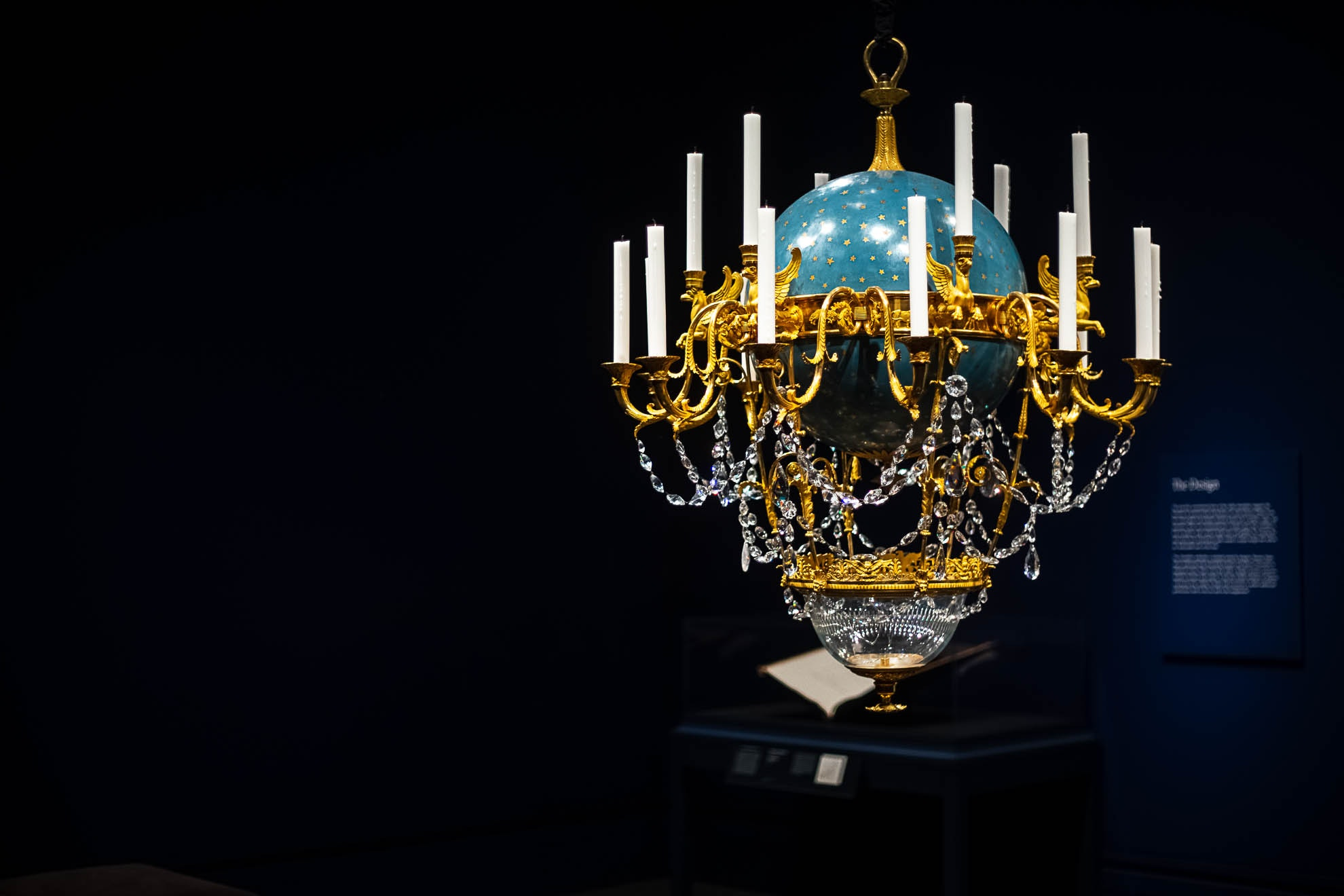 Flight of Fancy: The Galle Chandelier