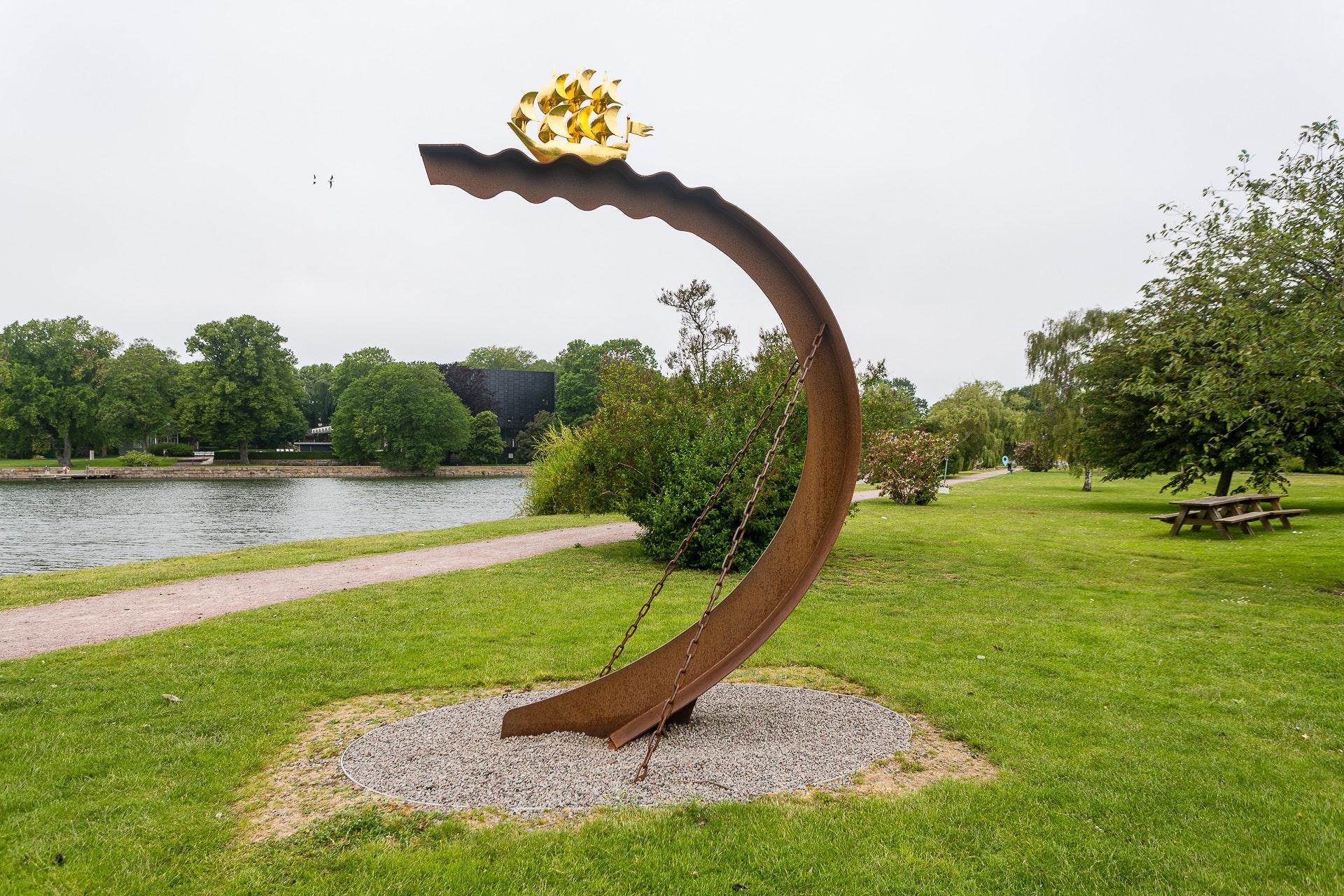 Kalmar Nyckel Minnesmärke