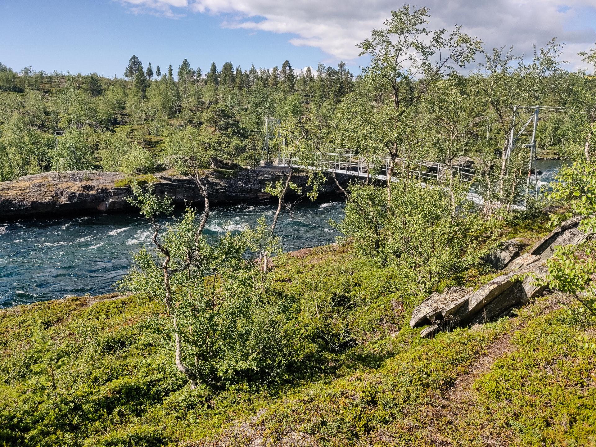 Luspevárátj Bridge