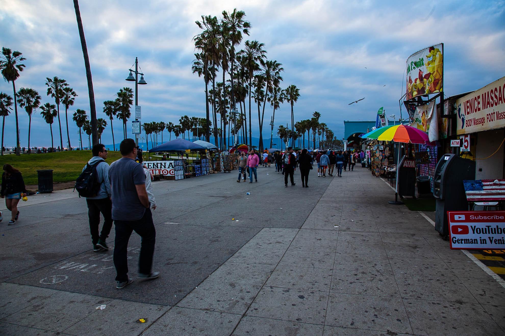 Venice Beach Promenade