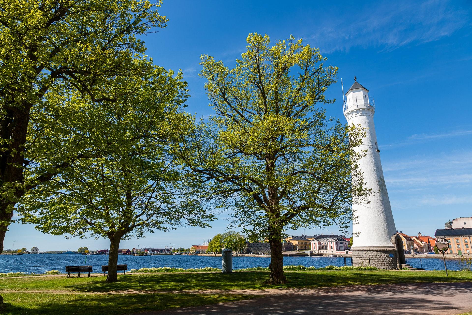Karlskrona Nedre Lighthouse