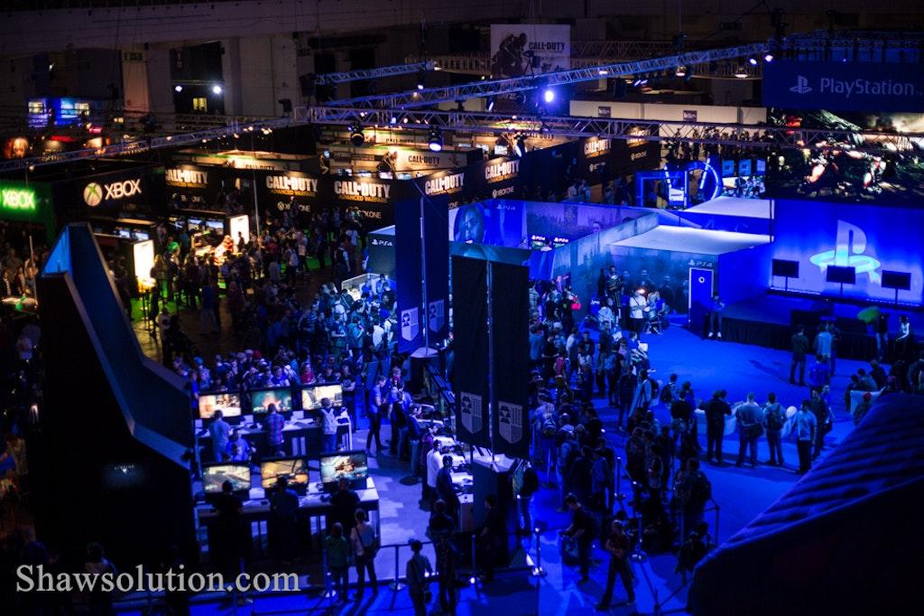 EuroGamer Expo 2014 (EGX)