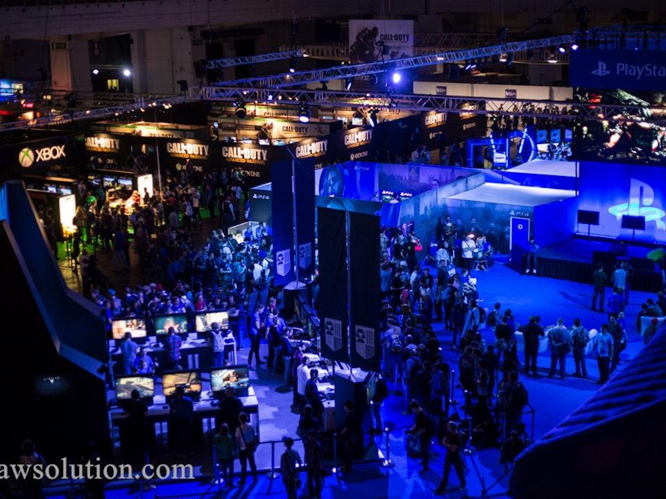 A Tog's Trek - EuroGamer Expo 2014 (EGX)