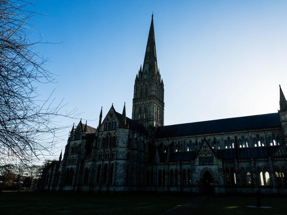 A Tog's Trek - Salisbury Cathedral