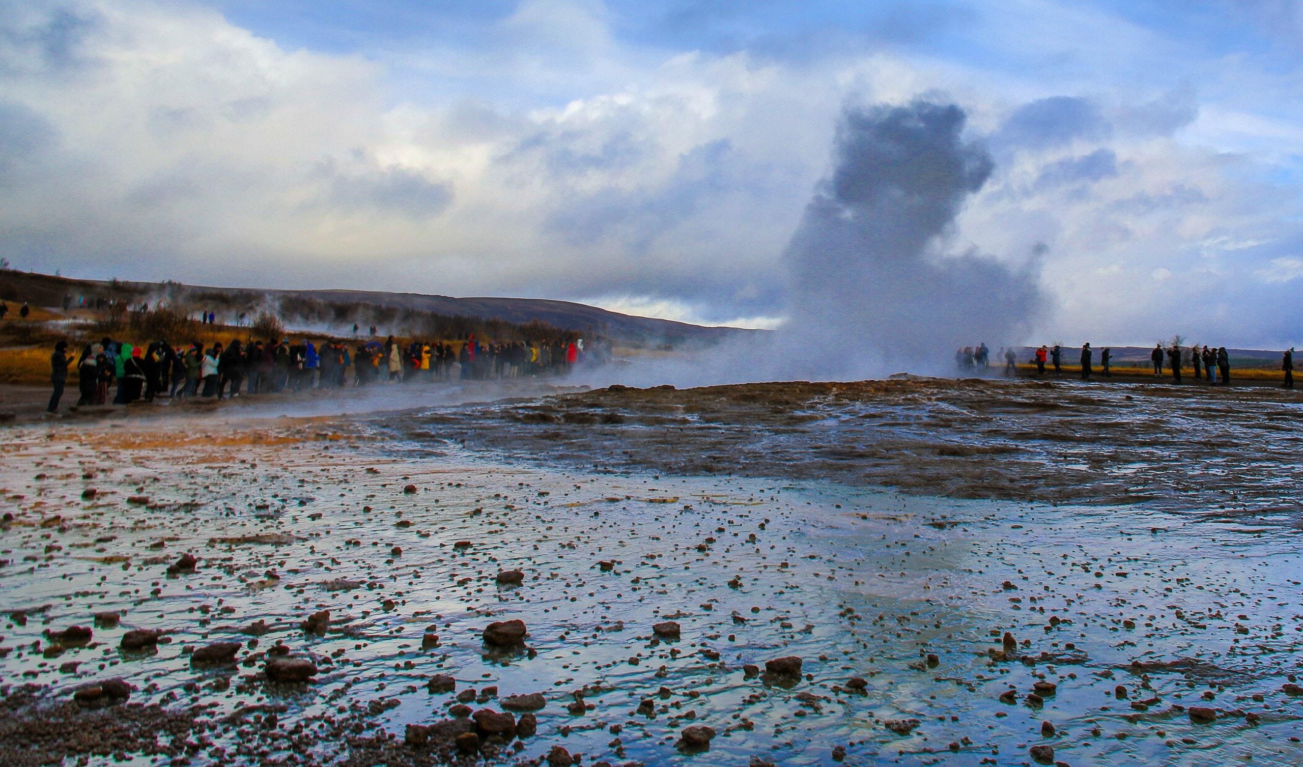 The Grand Geysir