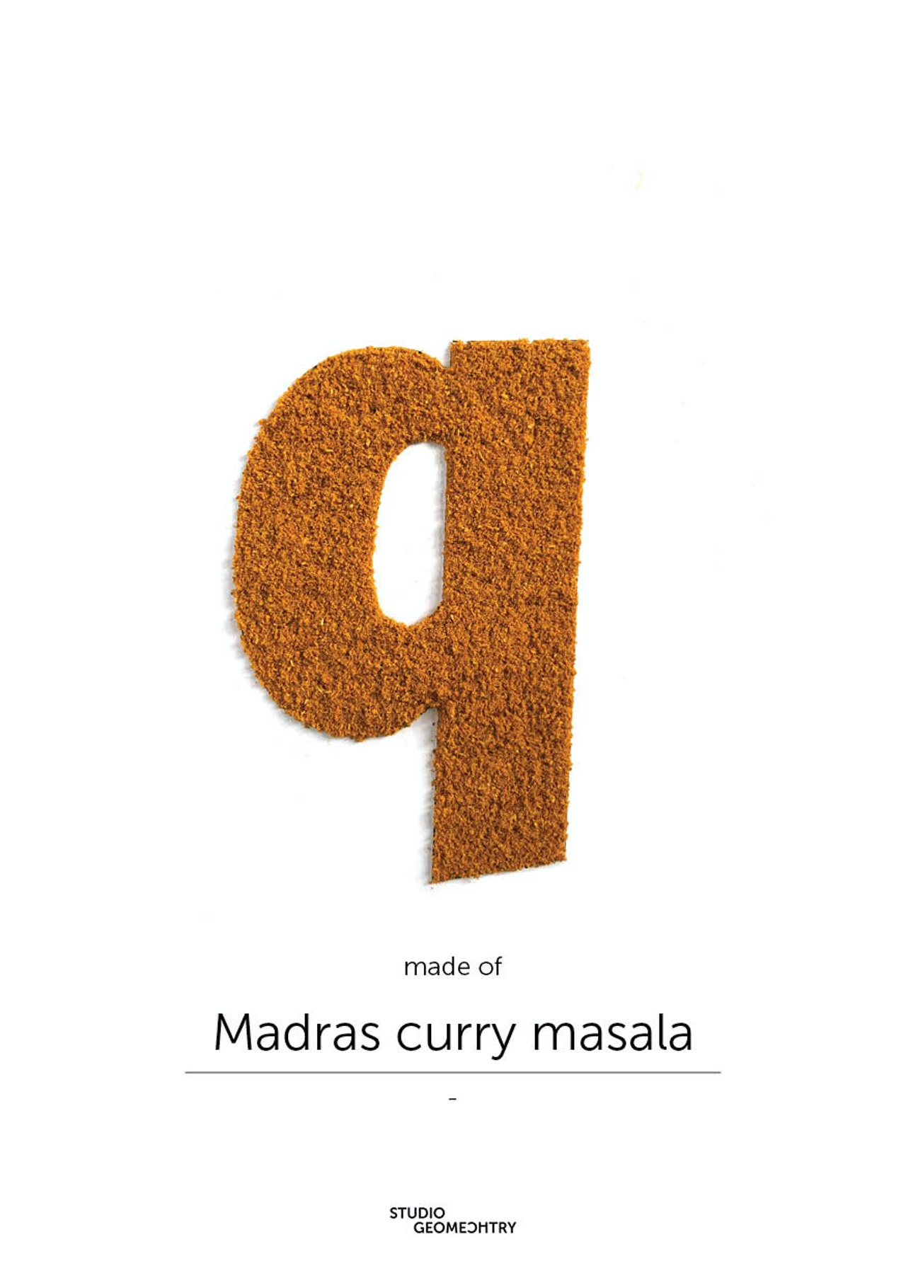 Whats in your curry PRINT_A33