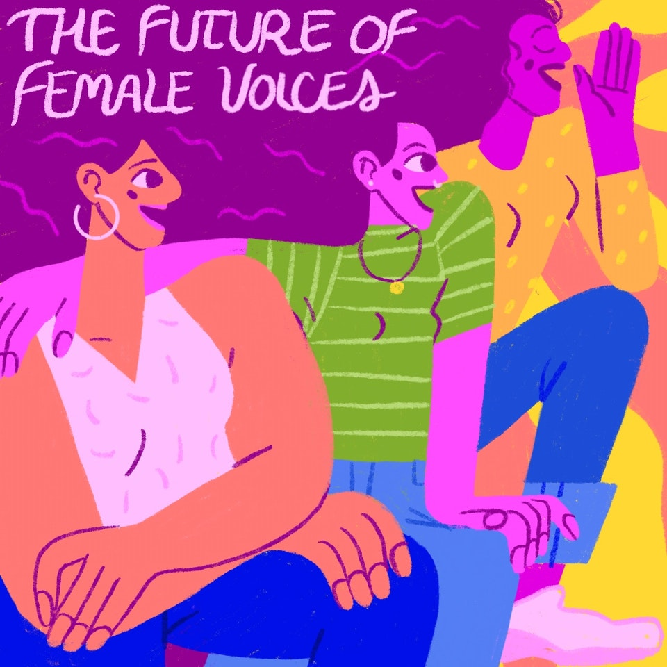 The Future of Female Voices