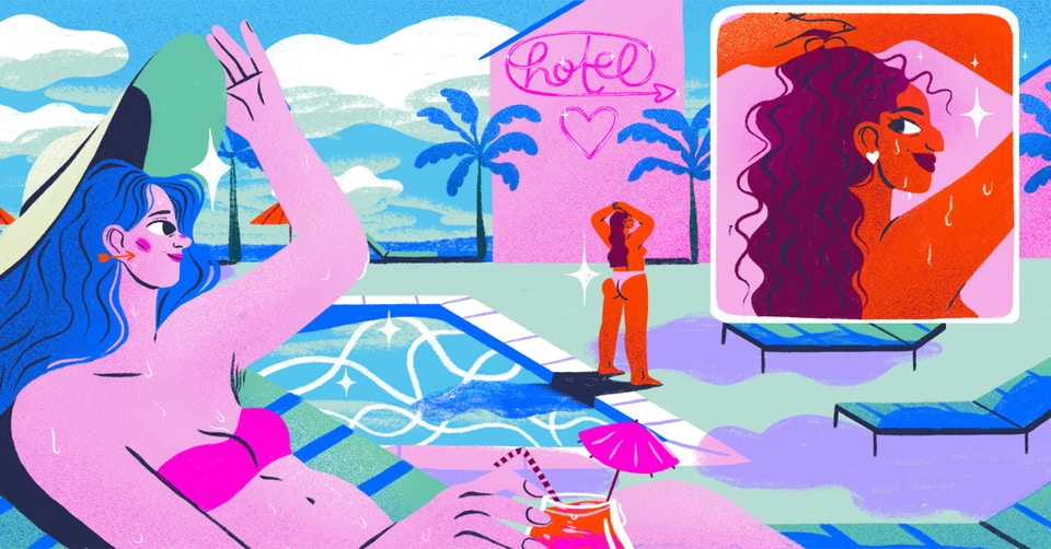 First Dates Hotel feature - Refinery29