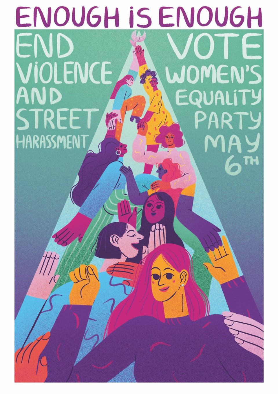 Enough Is Enough - Women's Equality Party