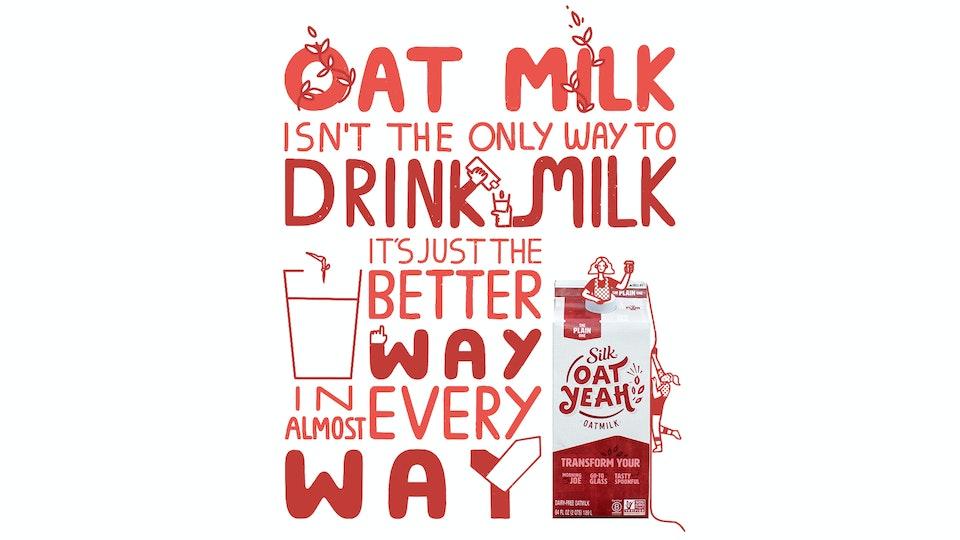 Oatly - Oat Yeah!
