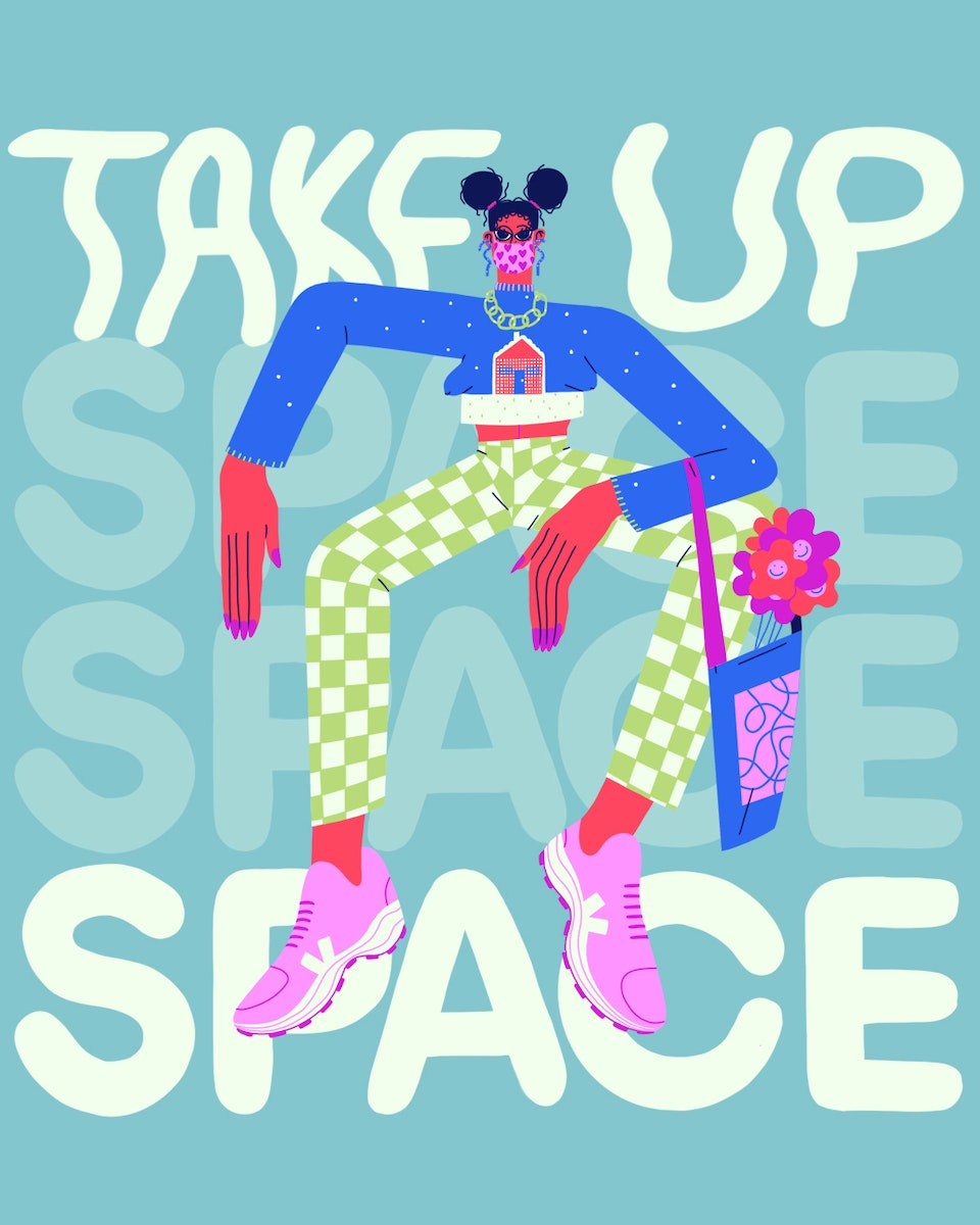 Take Up Space - 2020