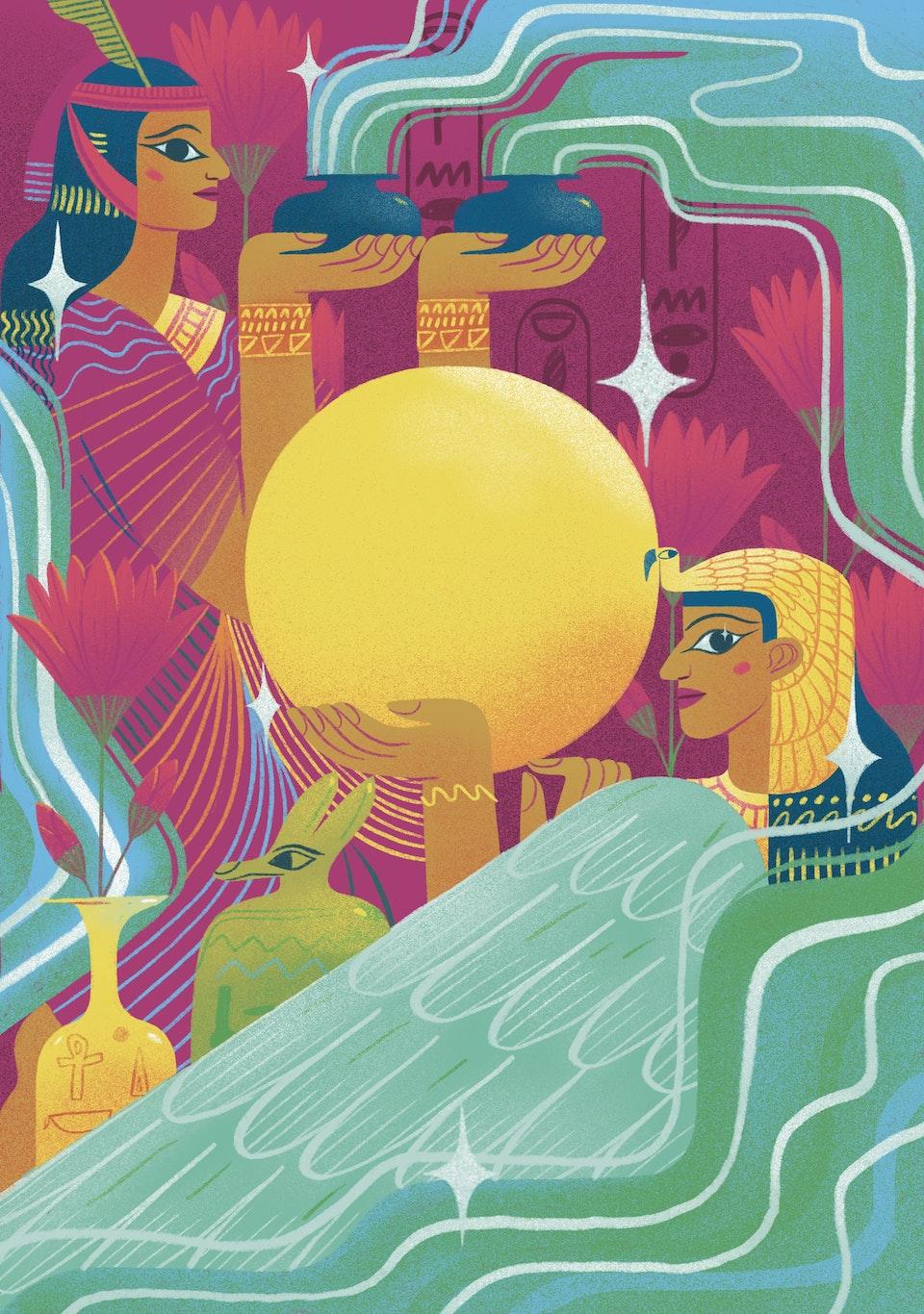 Ancient Egypt - Aquila Magazine
