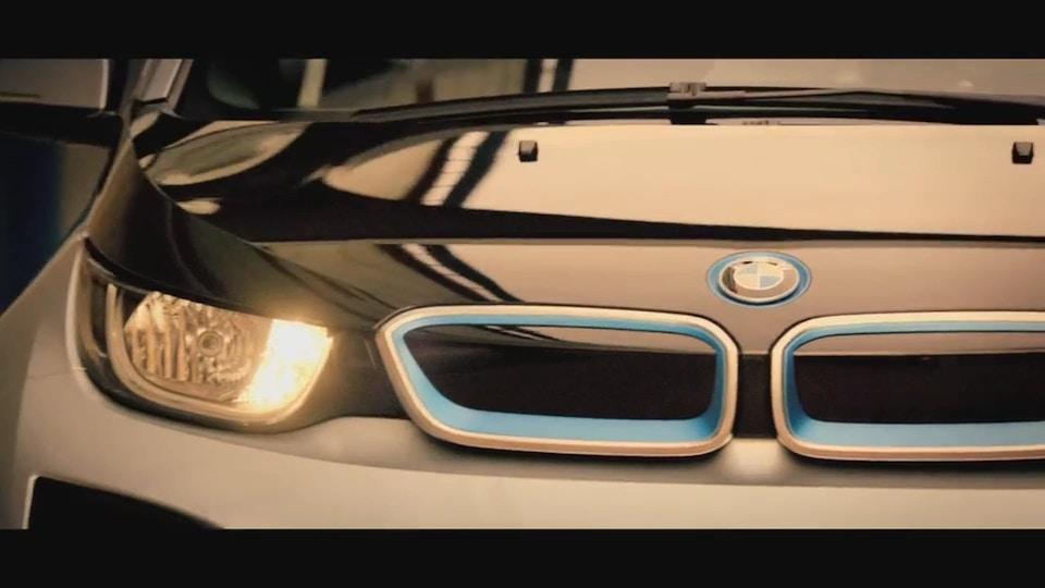 BMW- 360i Trailer