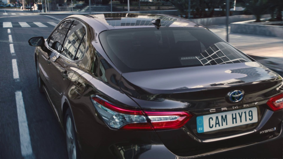 Toyota Fleet - Hybrid