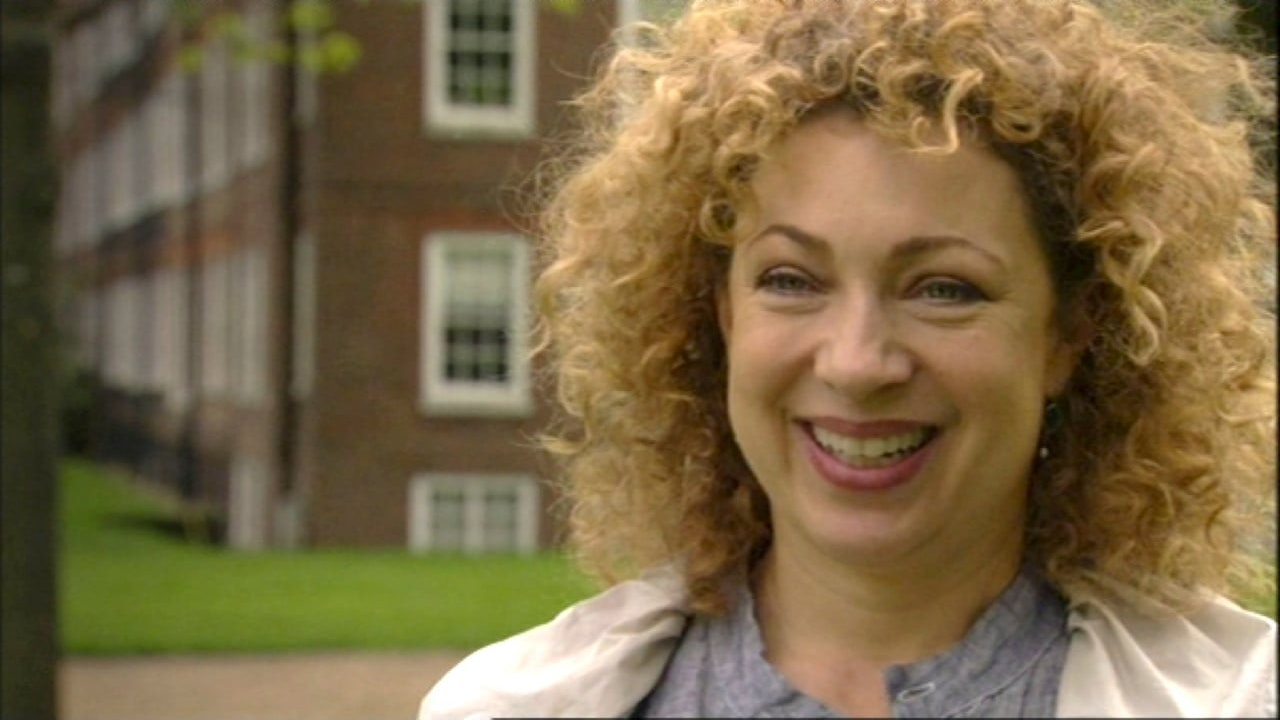 Who Do You Think You Are?: Alex Kingston